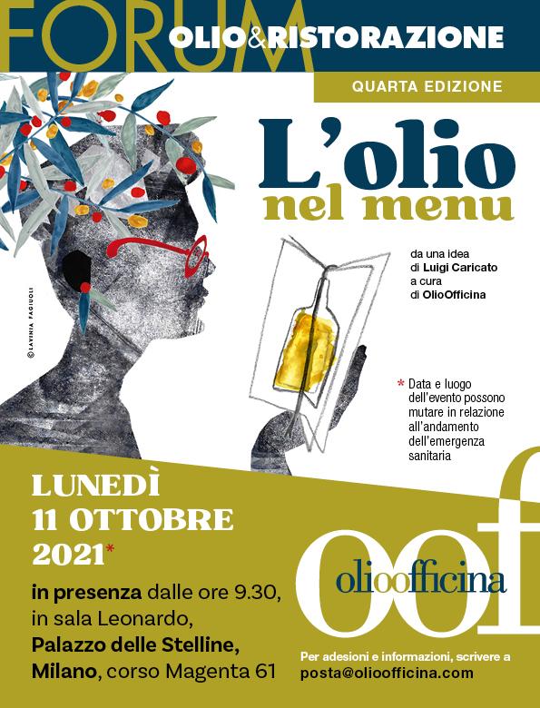 Fervono i preparativi per il Forum Olio & Ristorazione