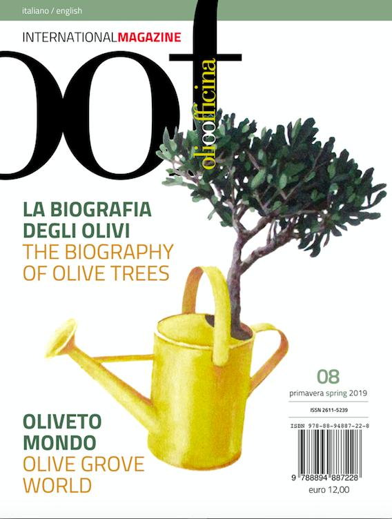 La copertina di OOF numero 8