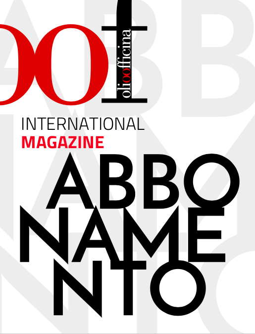 OOF International Magazine, abbonarsi