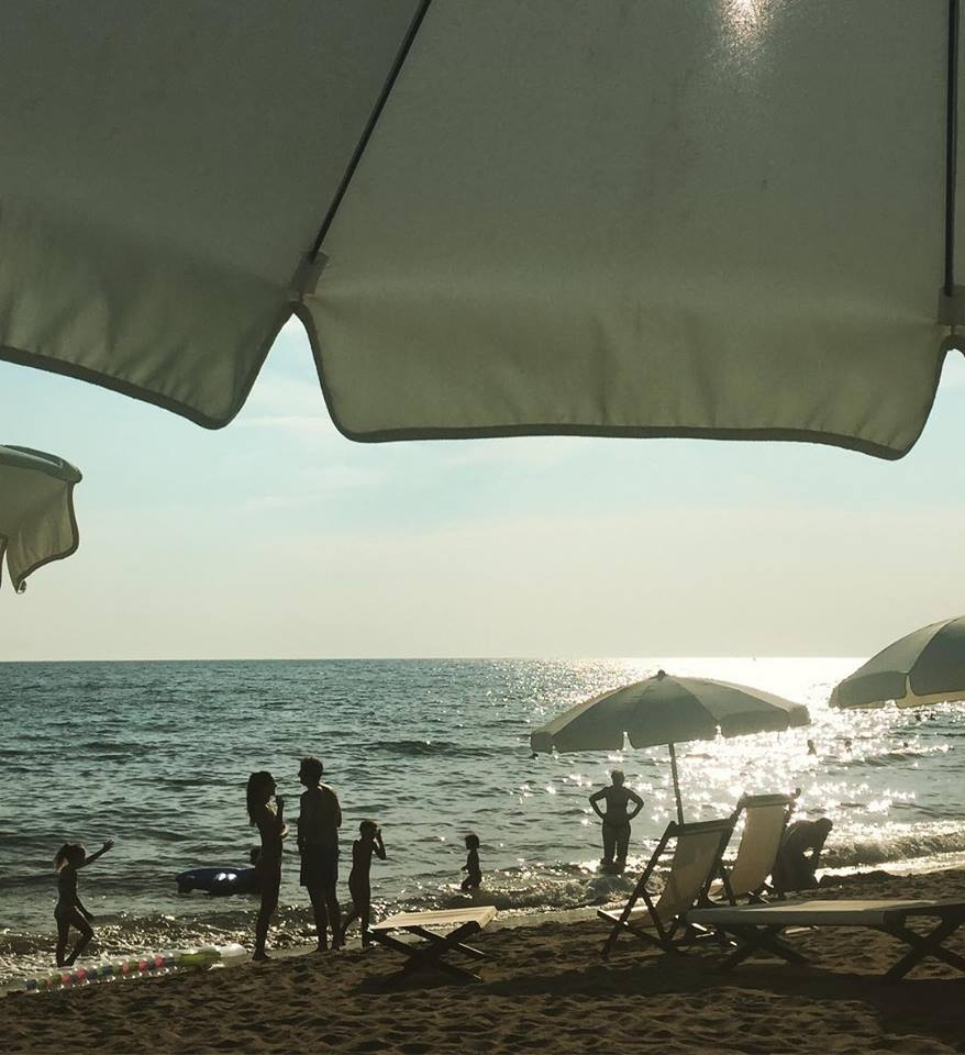 Vite da spiaggia