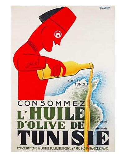 Tutti amanti dell'olio tunisino