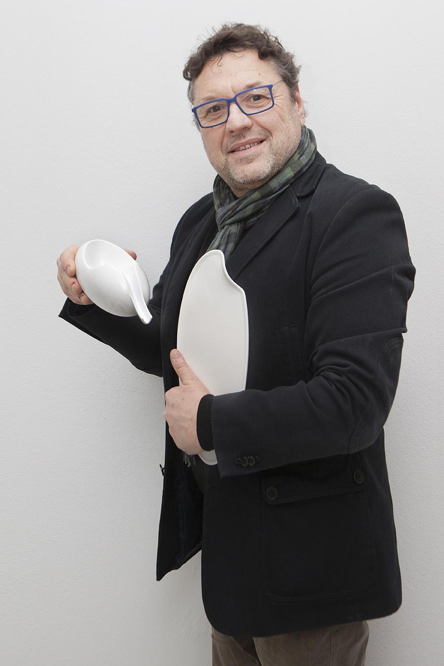 Mauro Olivieri, il food designer