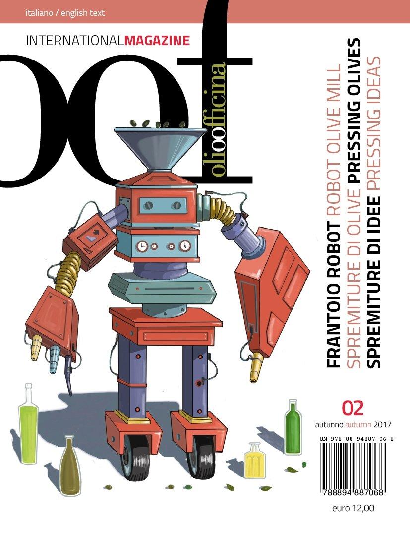 Frantoio Robot