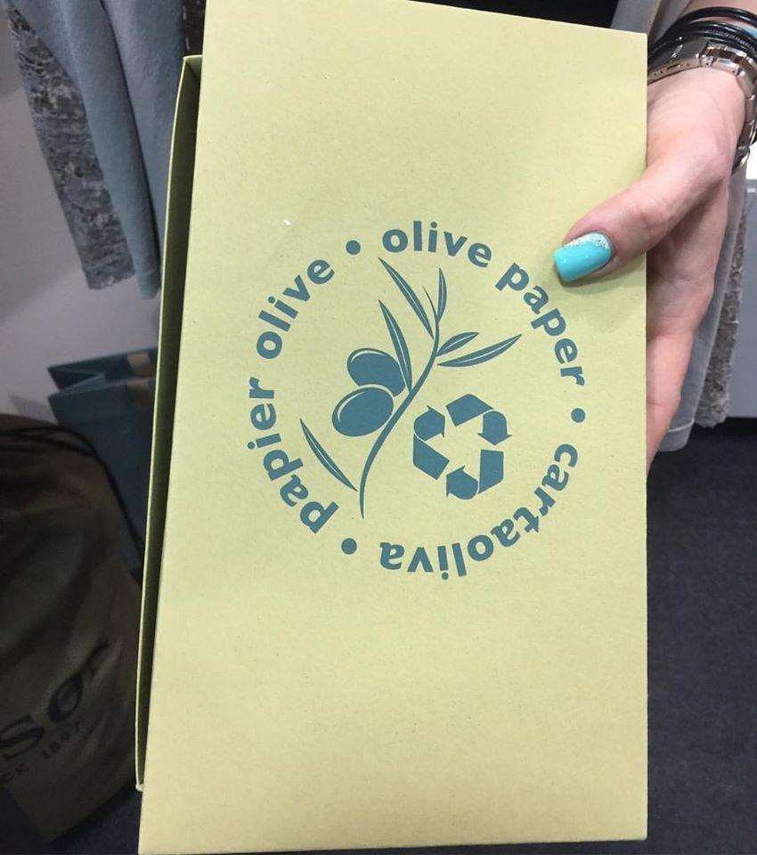 Esiste una carta oliva