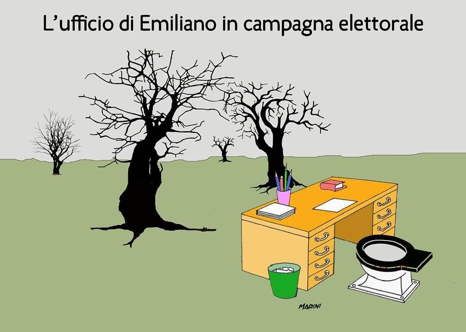 La Puglia di Michele Emiliano