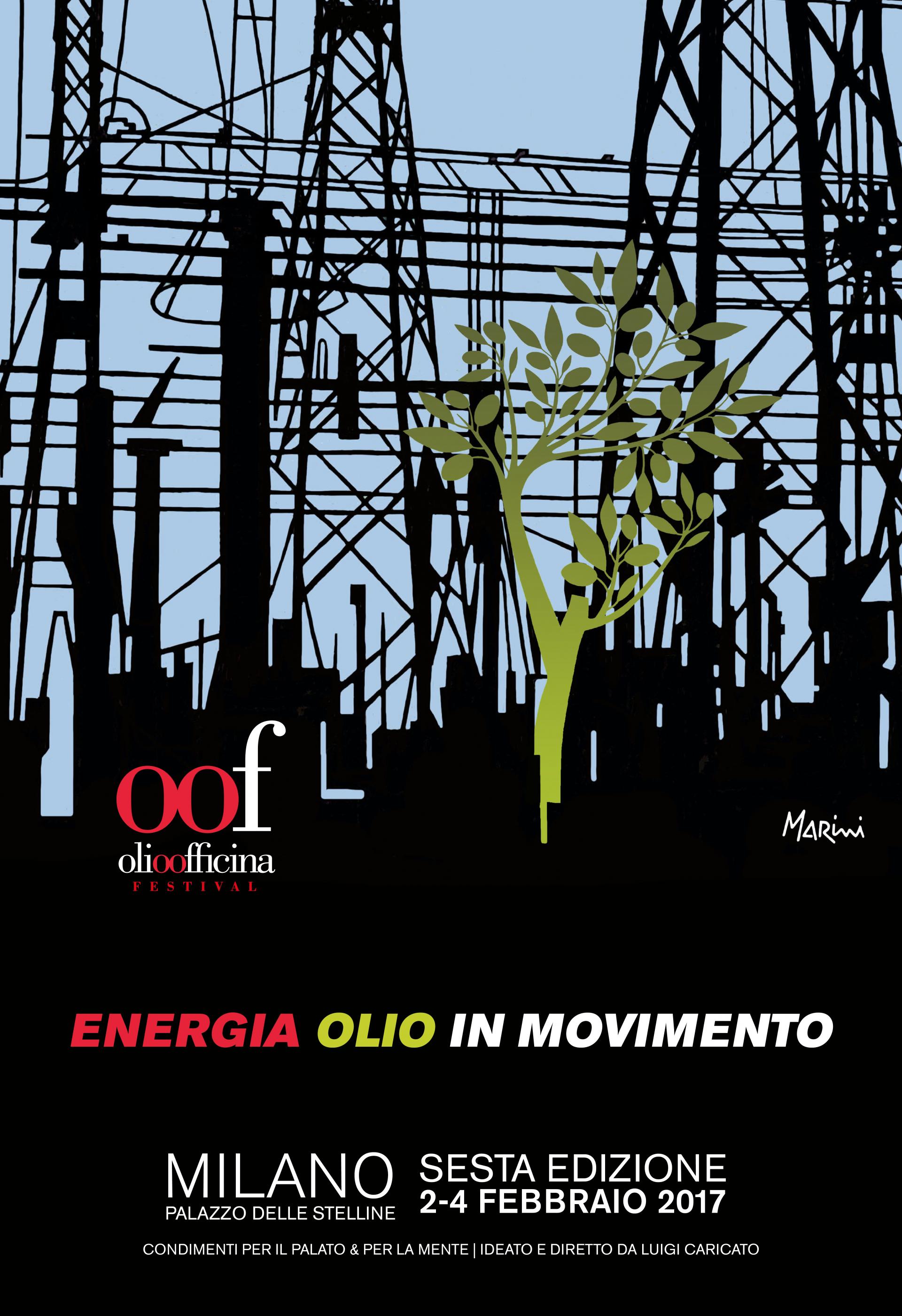 L'olivo è un pieno di energia