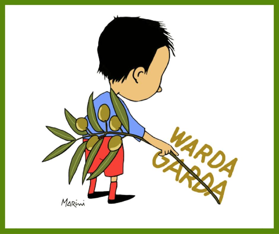 Tutti in coro Warda Garda