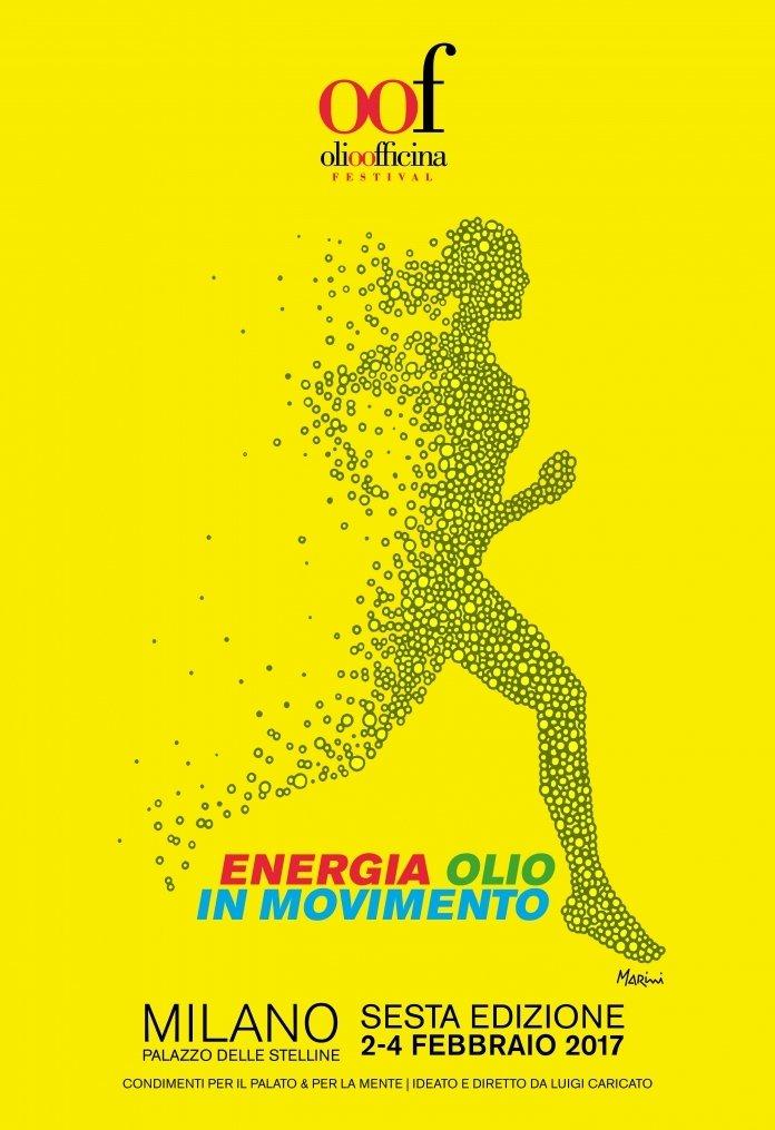 L'olio è un pieno di energia