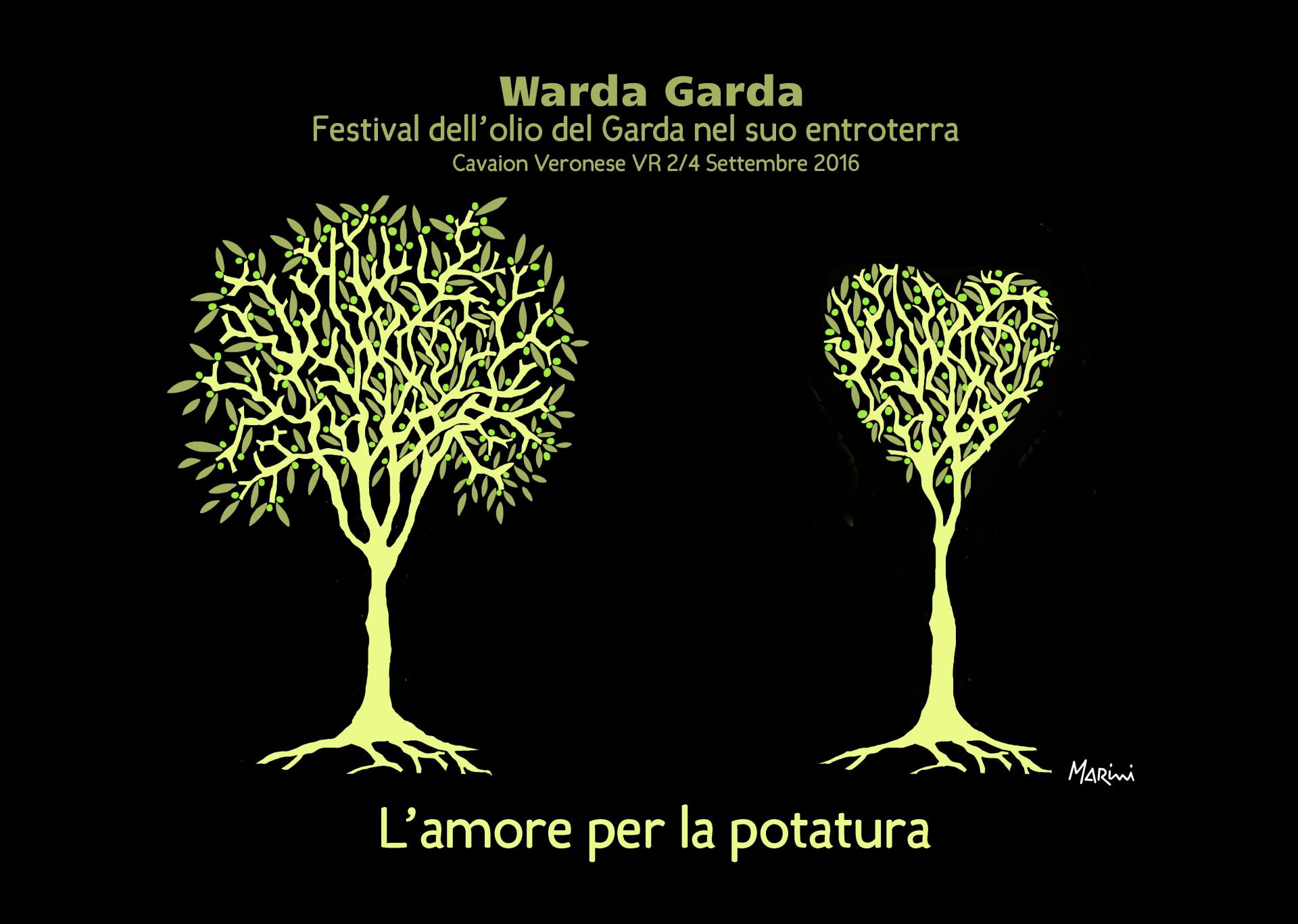 Warda Garda è anche festa dell'olivo
