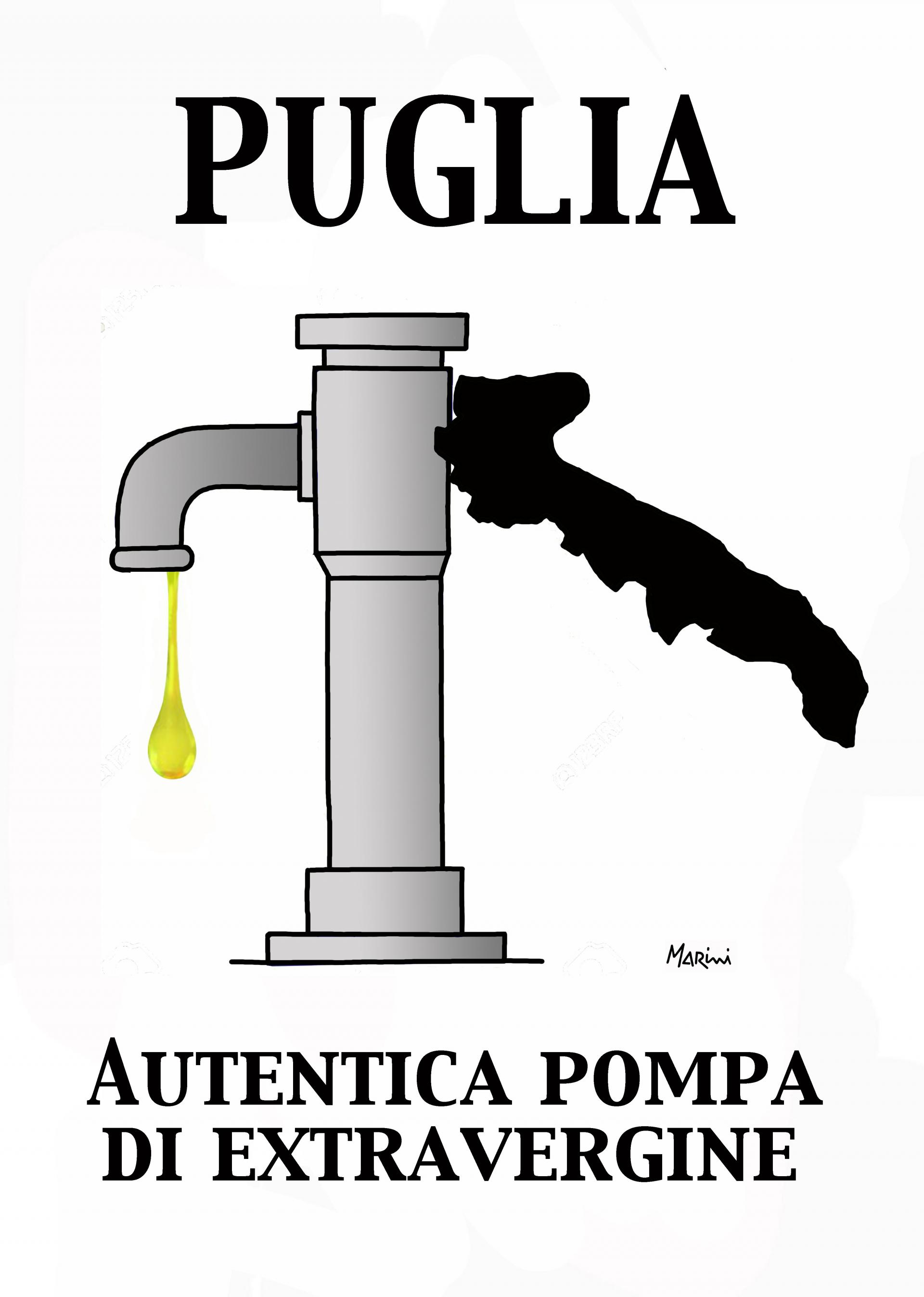 Se dici Puglia, dici olio