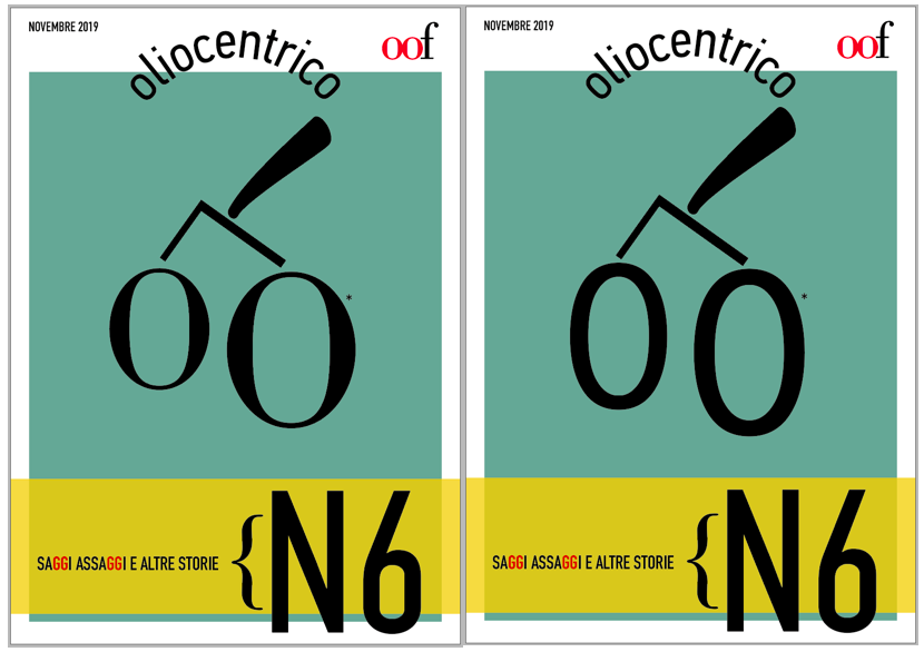 Curiosi di leggere Oliocentrico?