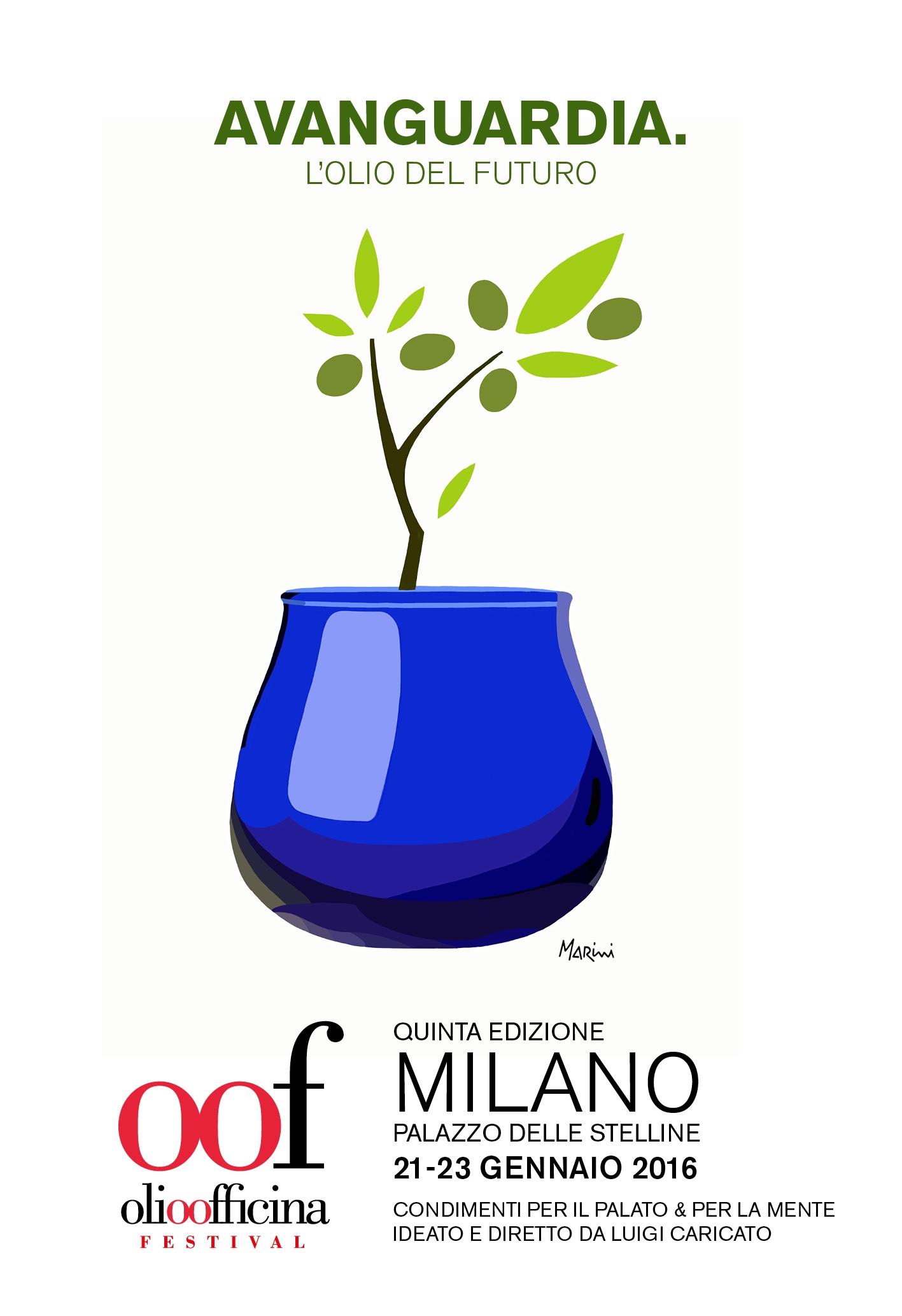 L'olivetto che si nutre d'olio
