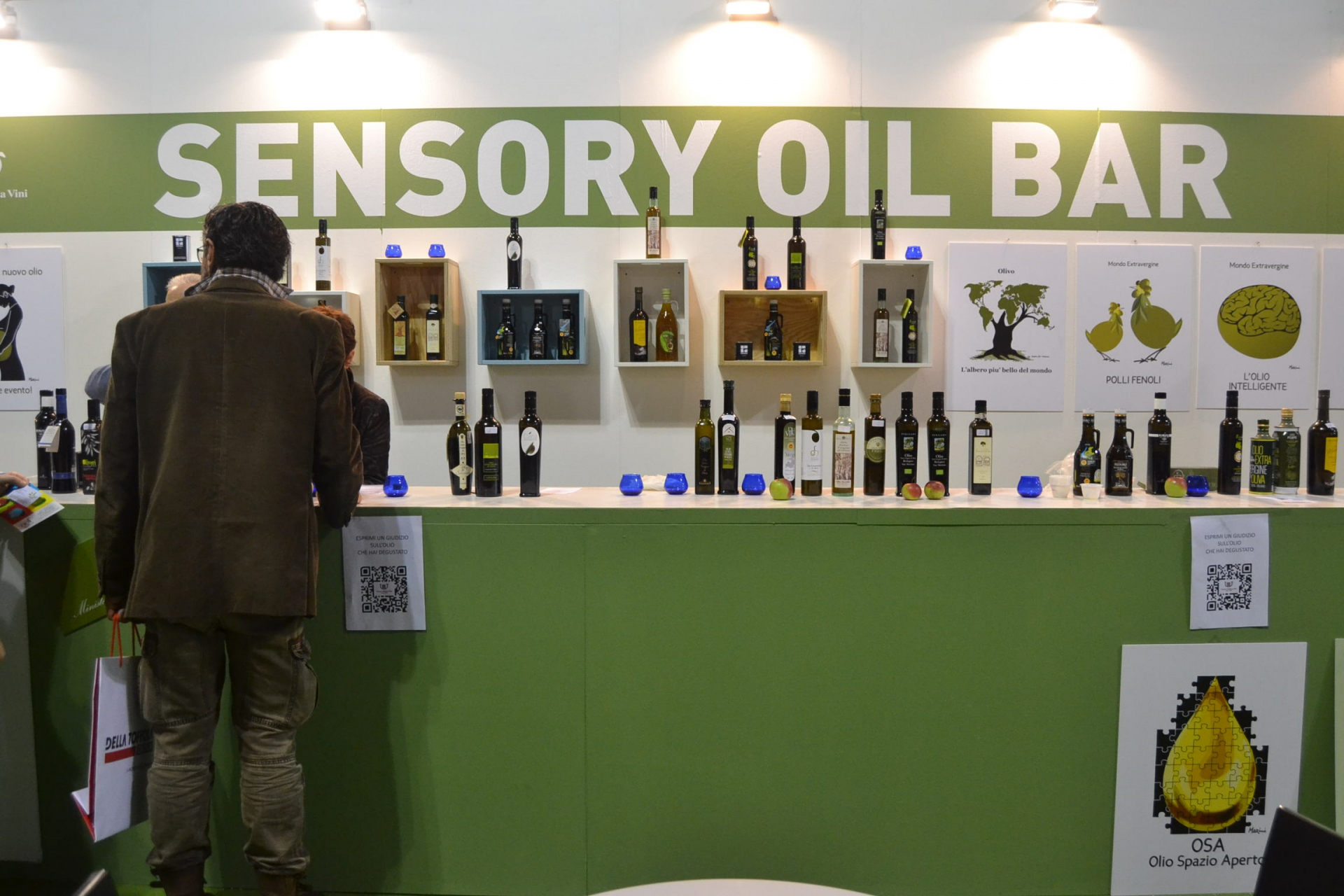 Sensory Oil Bar