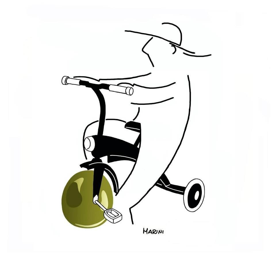 Triciclo olivoso