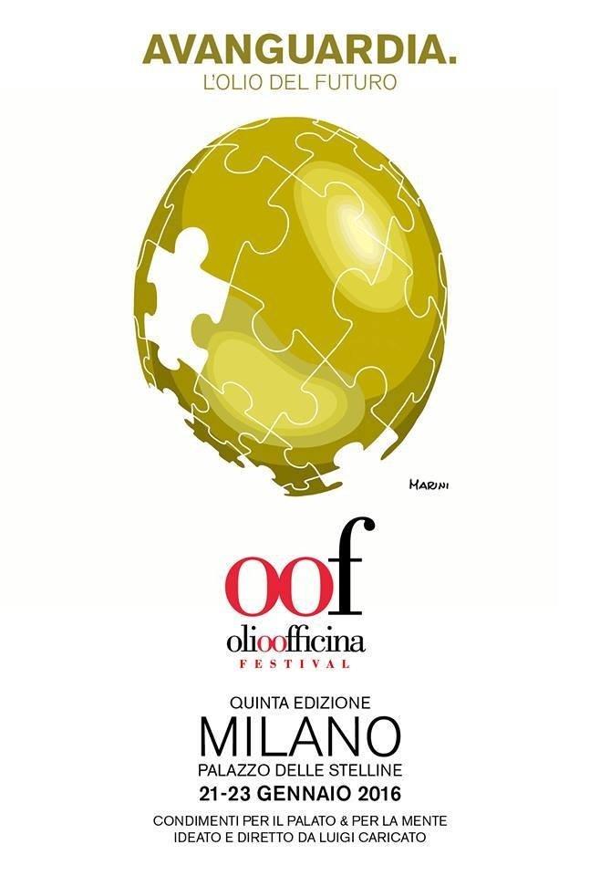 L'oliva puzzle per lanciare #oof16