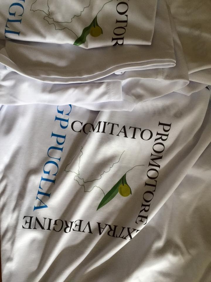 Le t-shirt sono pronte