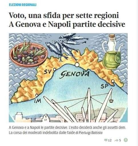La Liguria olive e olio
