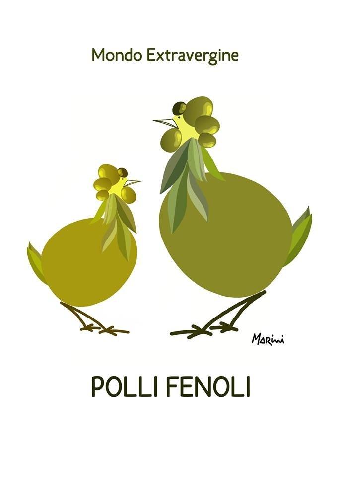 Tutti dicono polifenoli