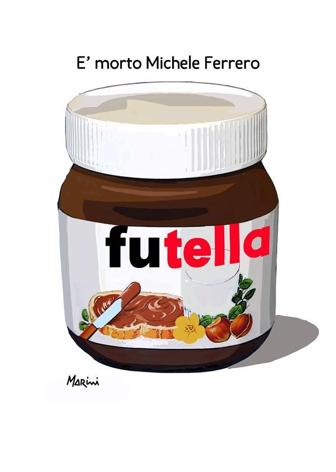 La scomparsa del signor Nutella