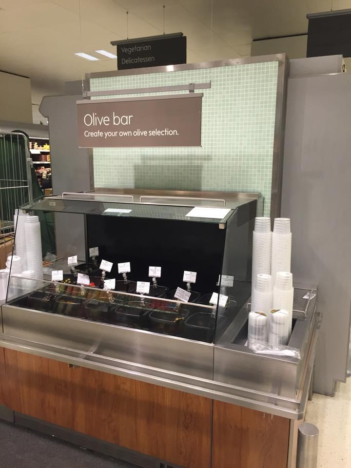 L'olive bar