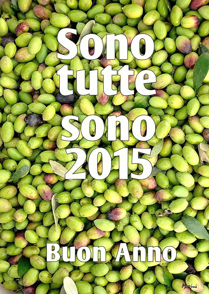 Quante olive per festeggiare