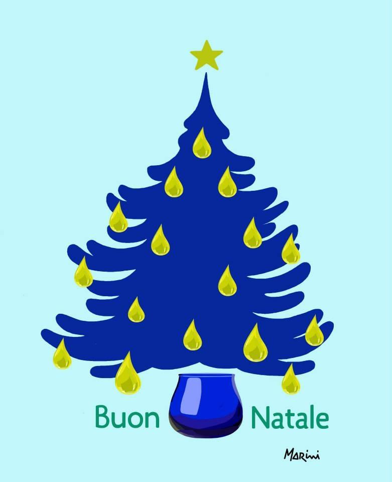 Il Natale degli oliandoli