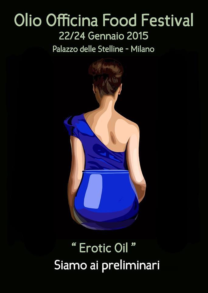 Erotic oil numero sei