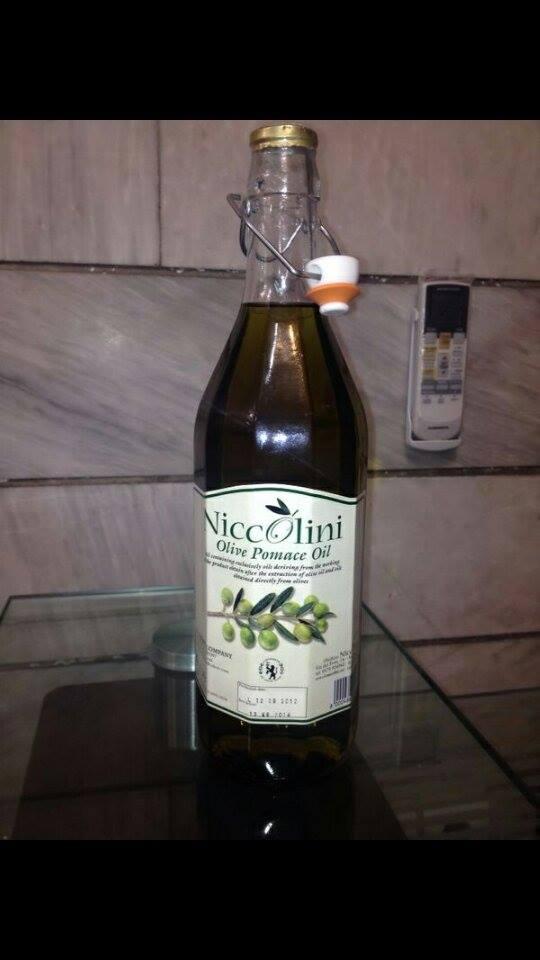 L'olio di sansa di oliva a Dubai