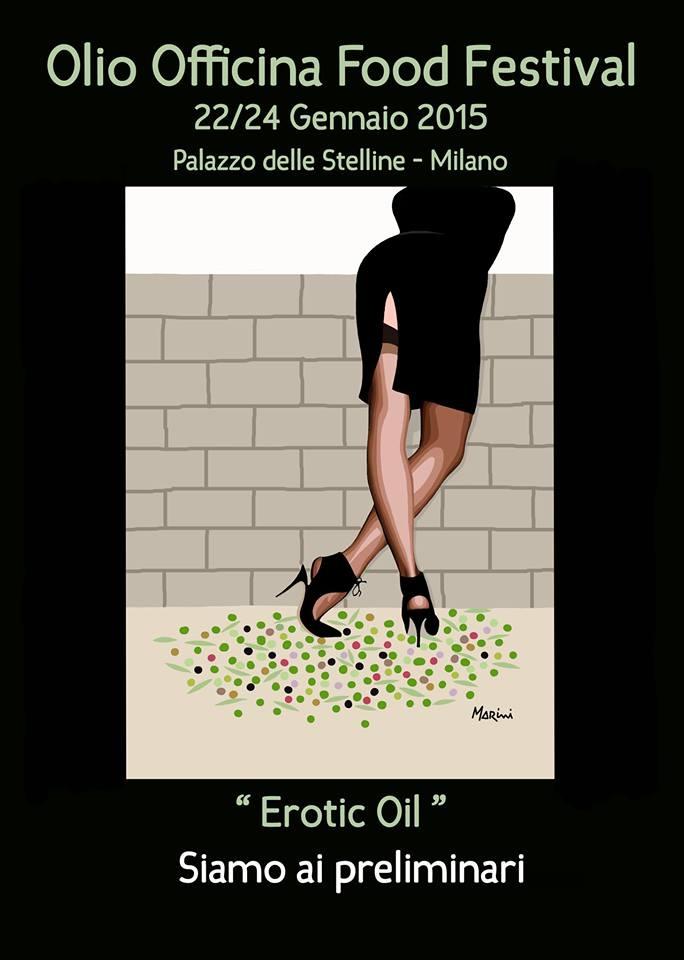 Erotic oil numero quattro