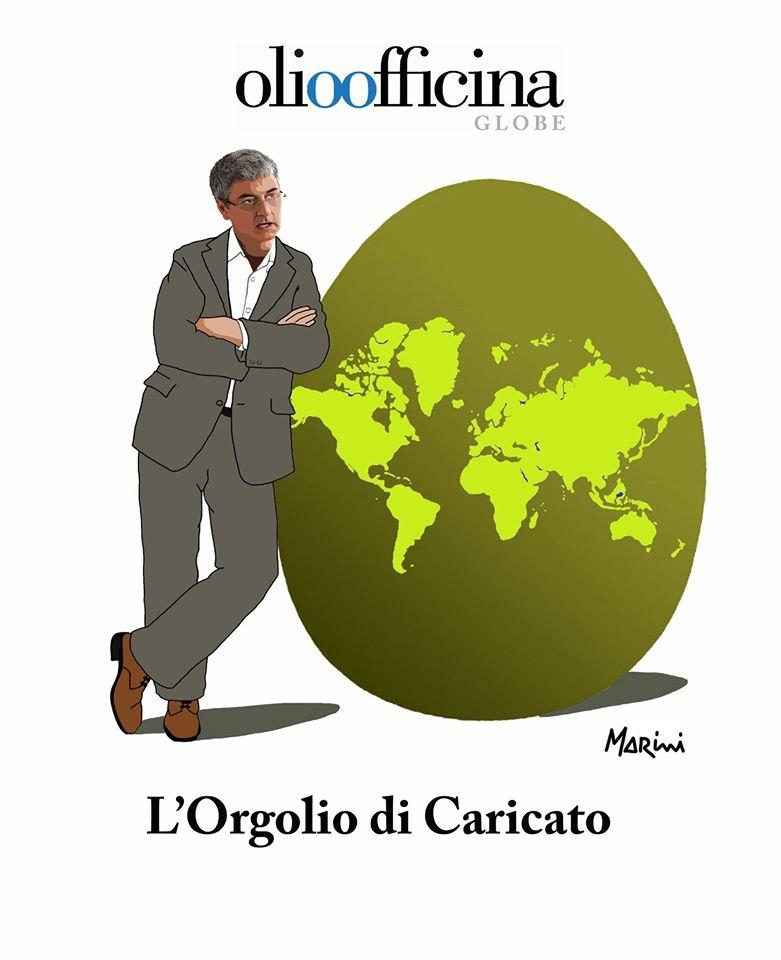 Il globo a forma di oliva