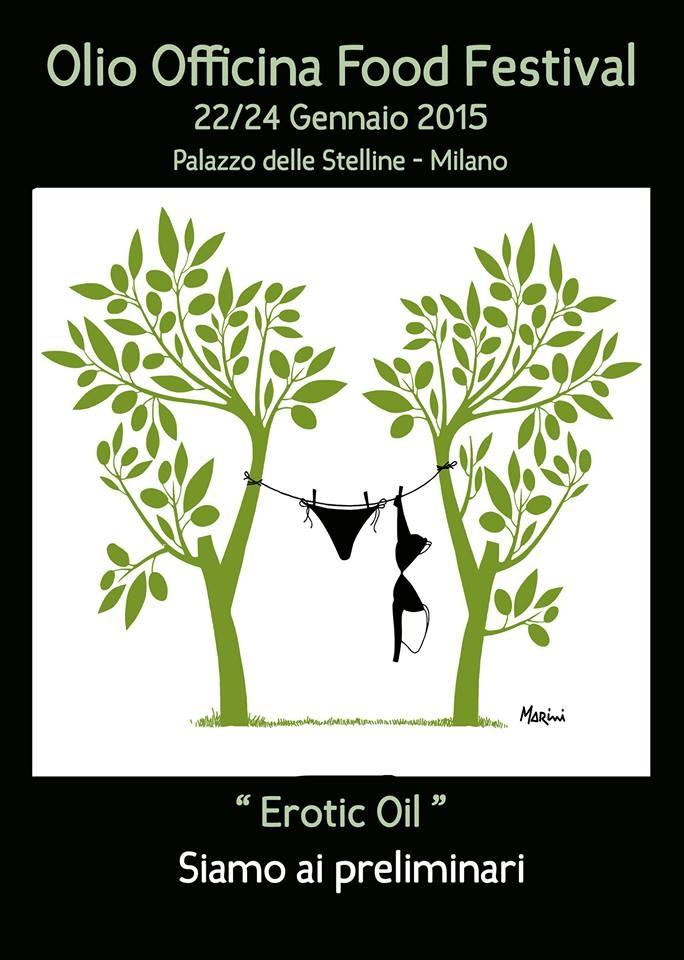 La via erotica dell'olio