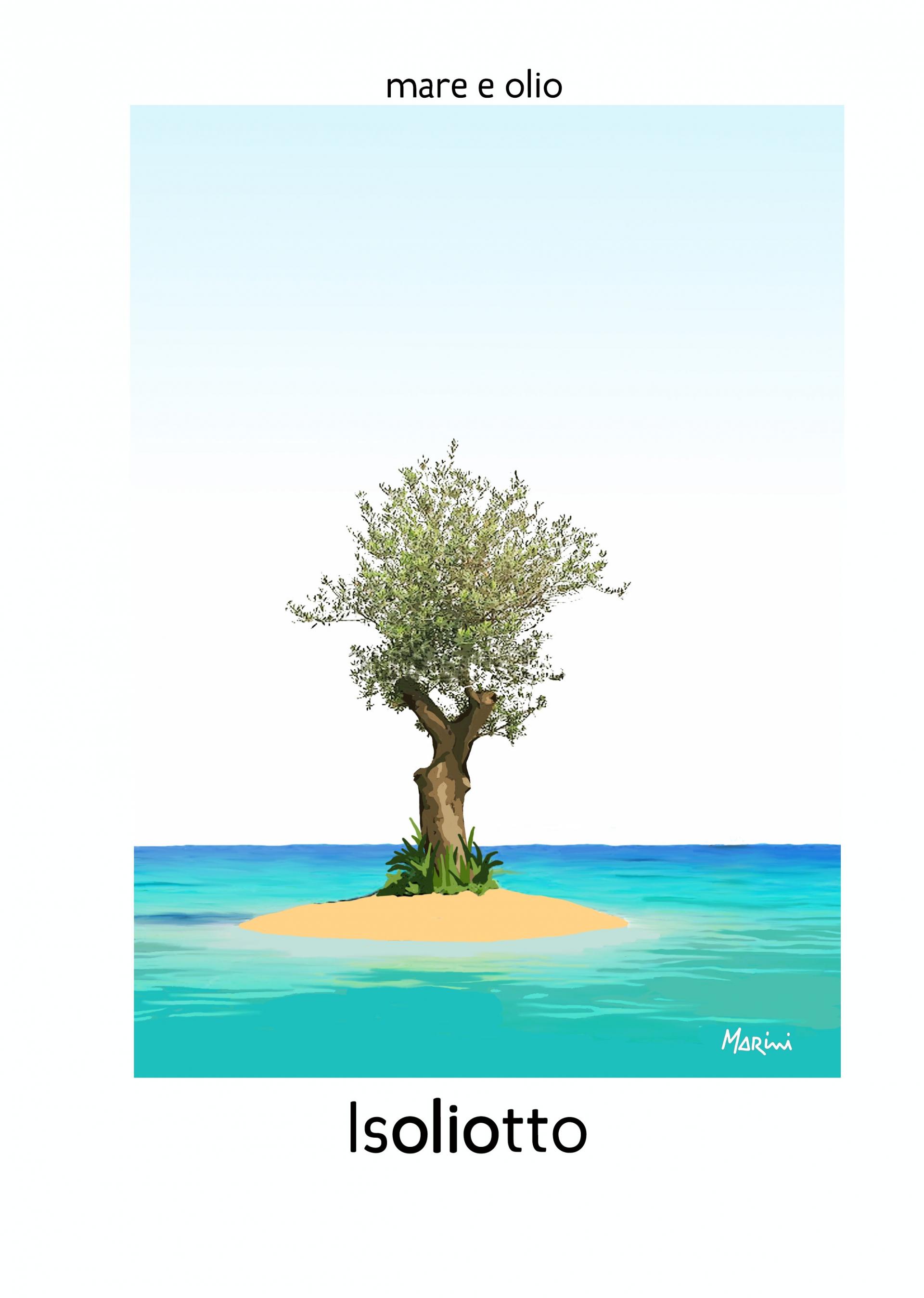 Olivo marino