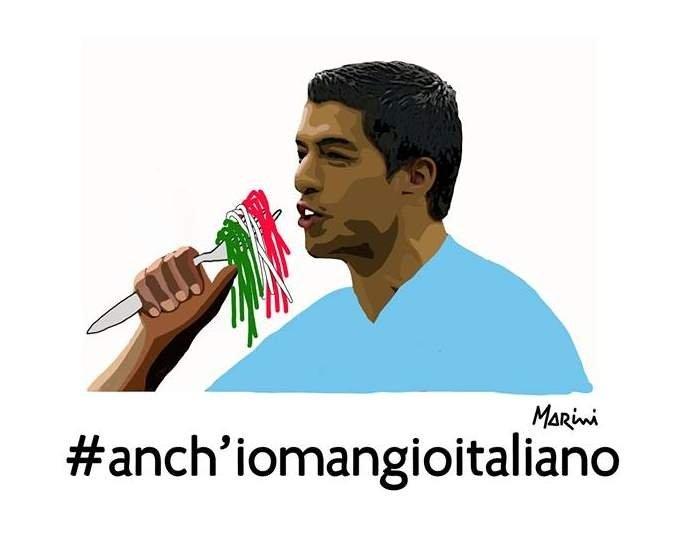Uruguay mangia Italia
