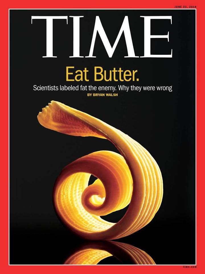 La riabilitazione del burro