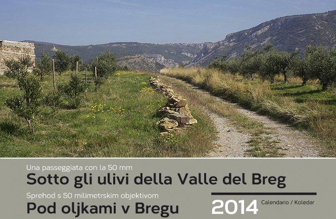 Sotto gli ulivi della Valle del Breg