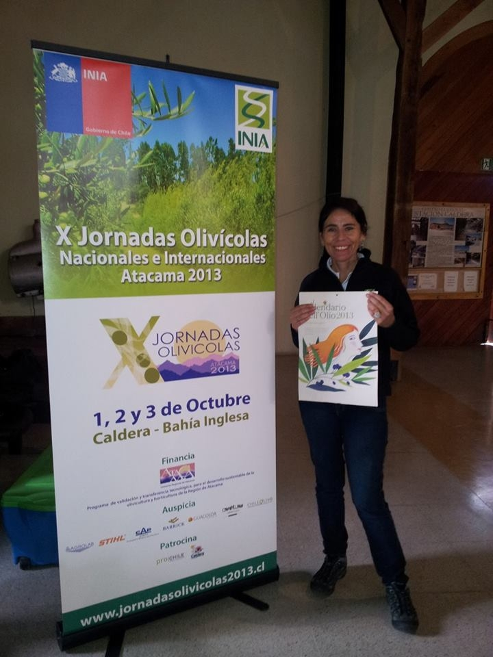 Le Giornate olivicole in Cile