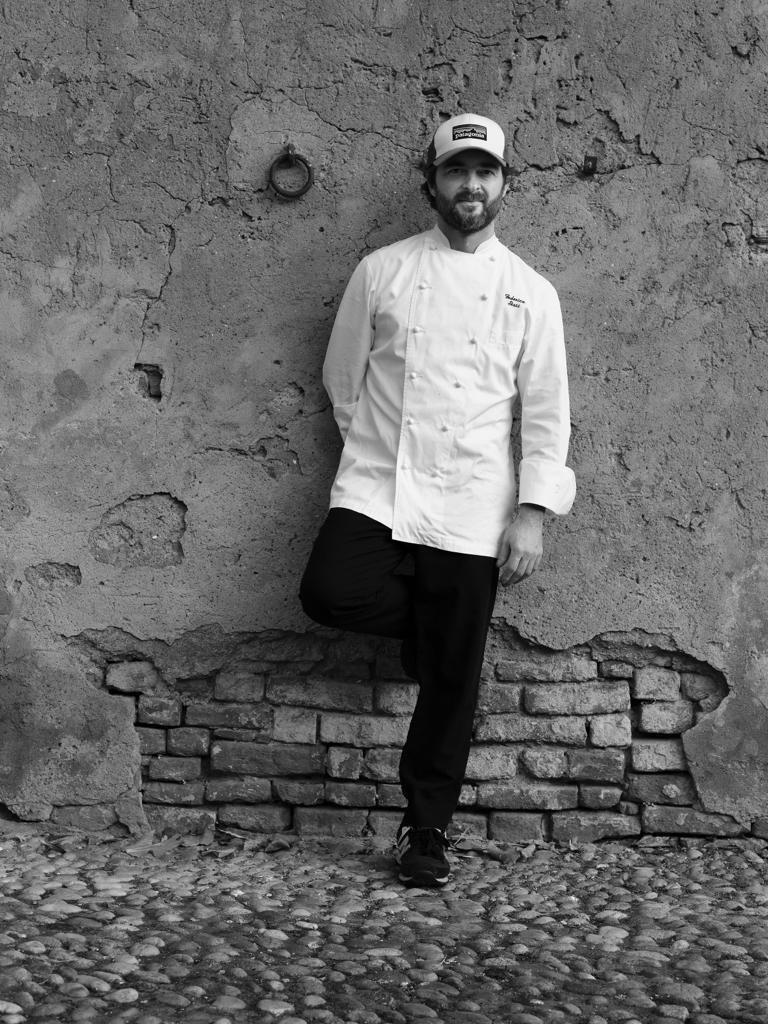 Federico Sisti, chef del Frangente, a tu per tu con l'olio