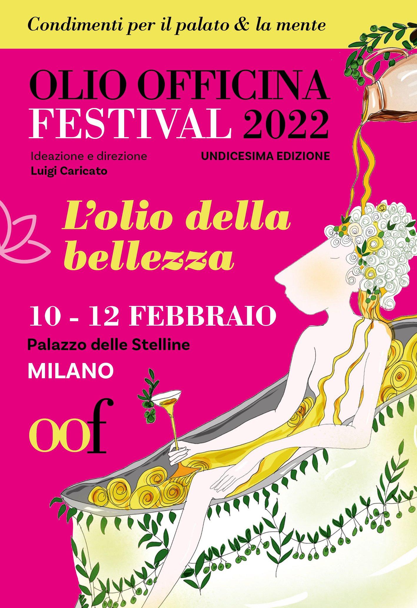 La nuova immagine di Olio Officina Festival