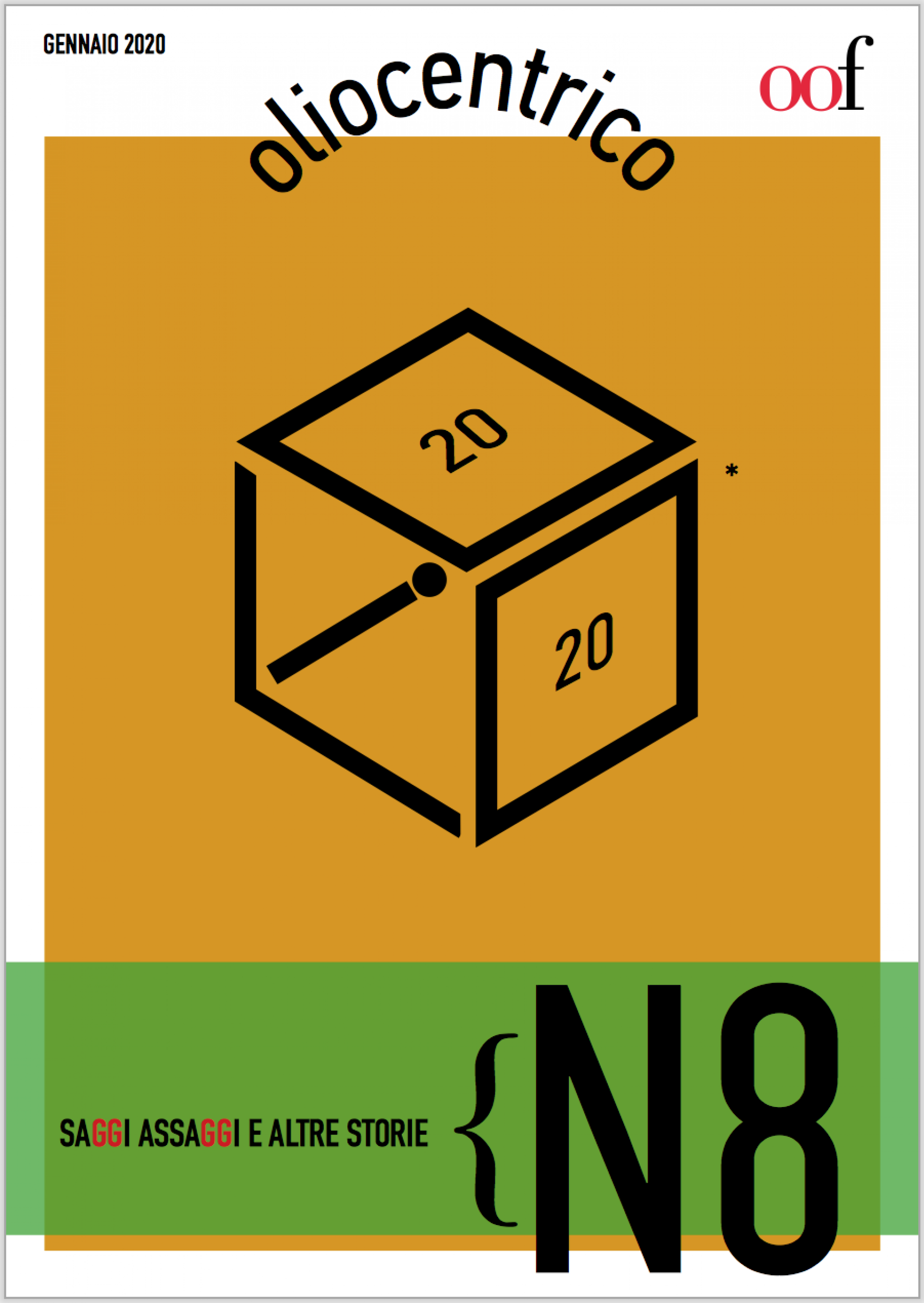Oliocentrico N. 8