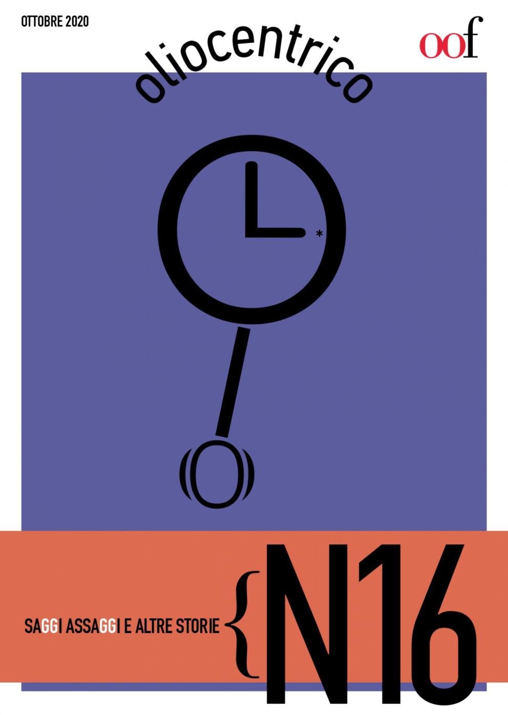 Oliocentrico N. 16