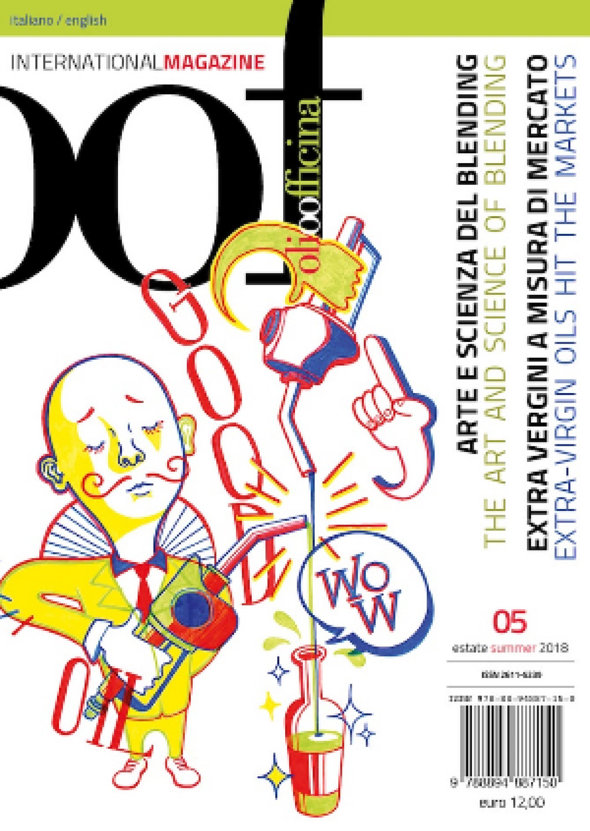 OOF International Magazine numero 5