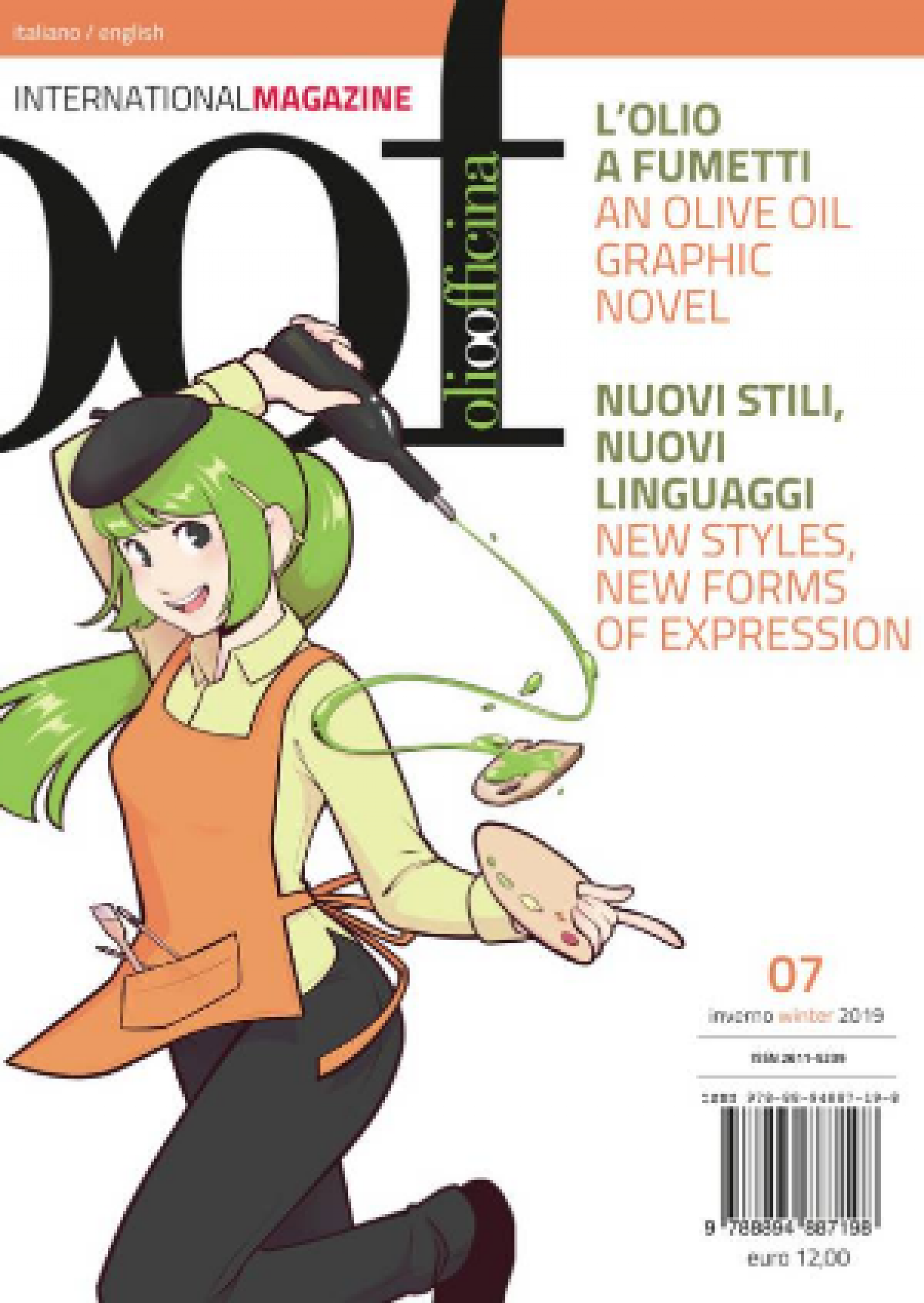 OOF International Magazine numero 7