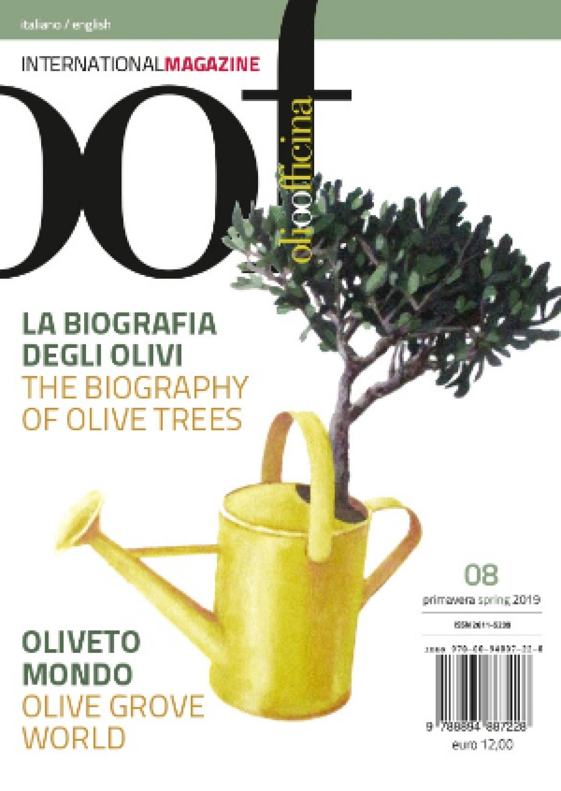 OOF International Magazine numero 8