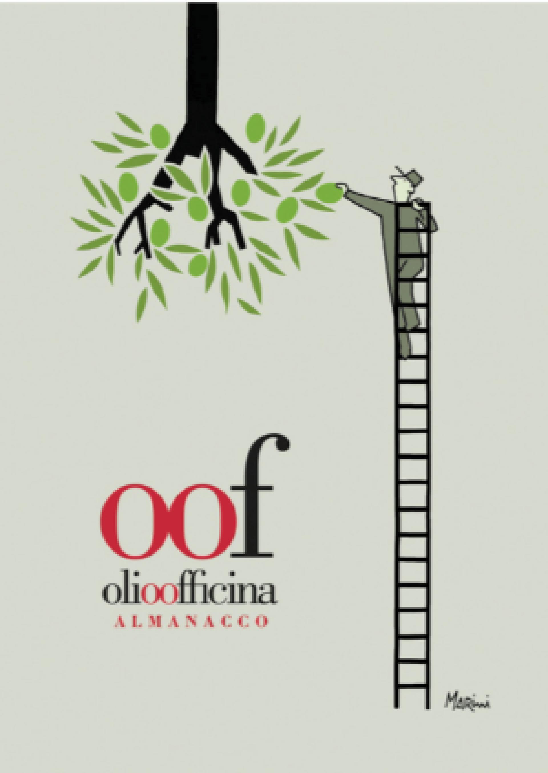 Olio Officina Almanacco 2016