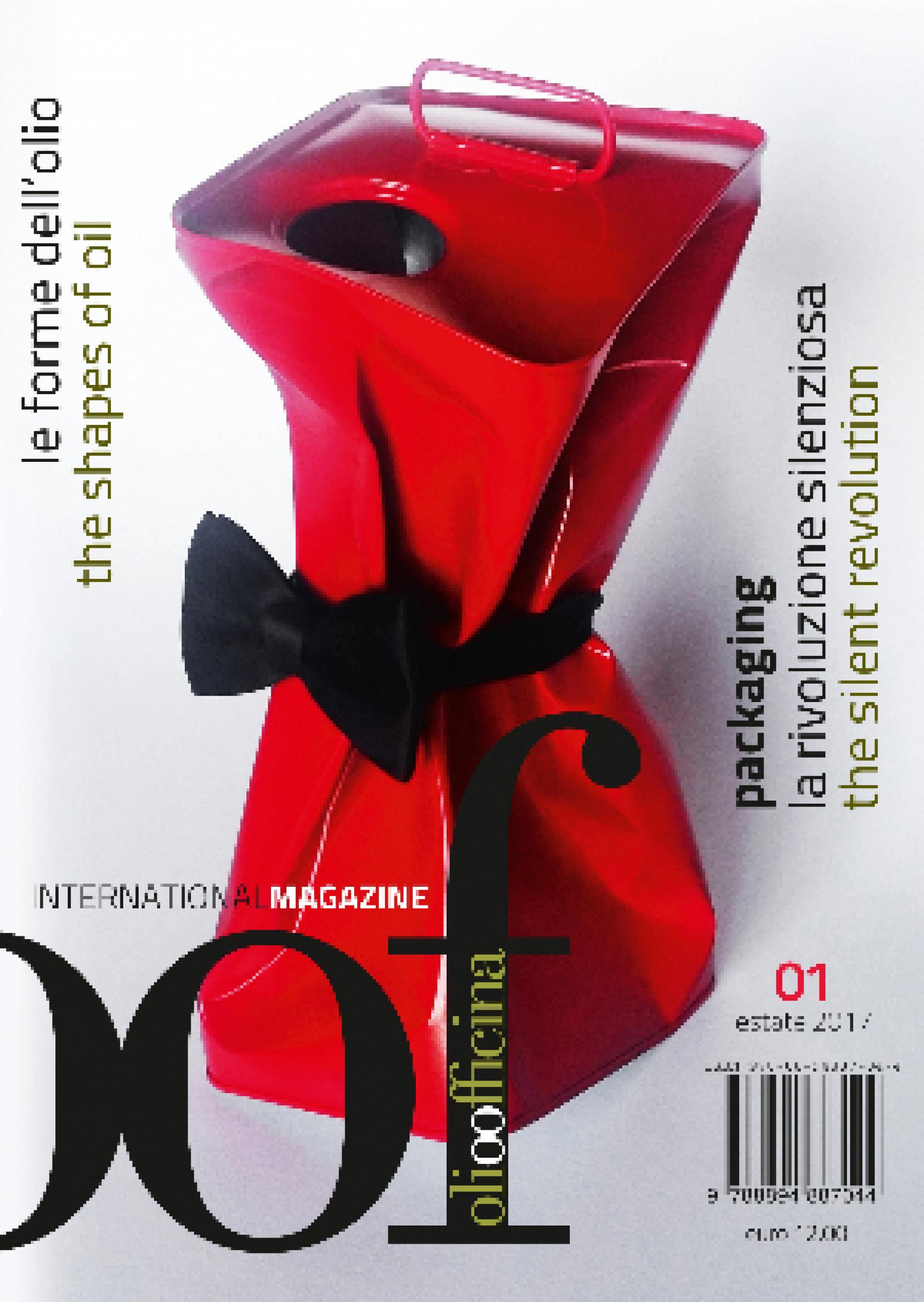 OOF International Magazine numero 1